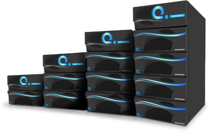 Производитель относит Kaminario K2 к четвертому поколению хранилищ данных