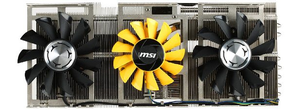 MSI GeForce GTX 780 Lightning TriFrozr