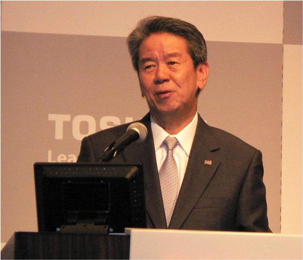 Toshiba ���������� � �������� ����-������ ��������� ���������� BiCS