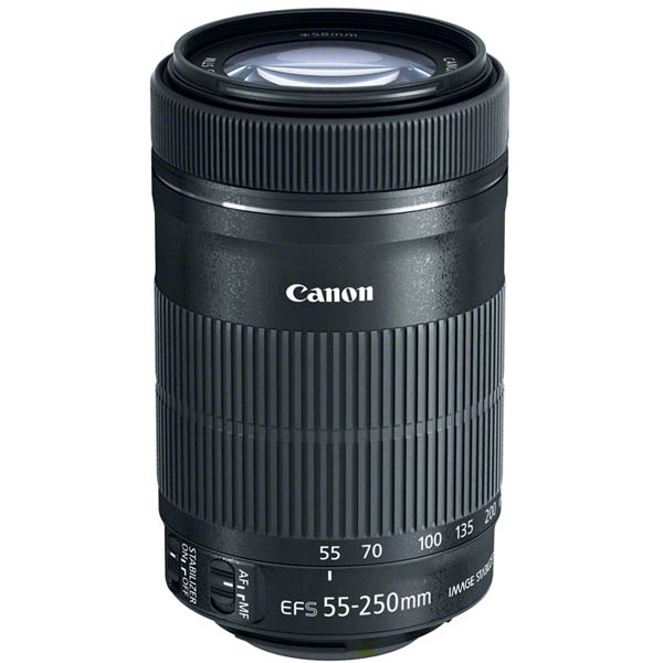 �������� Canon EF-S 55-250mm f/4-5.6 IS STM ������� ������� �������� �����������