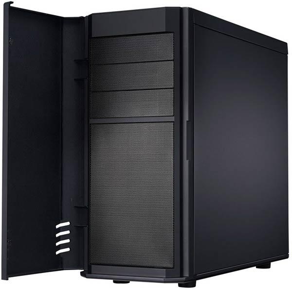 Габариты BitFenix Shadow — 190 x 440 x 506 мм, цена — 65 евро