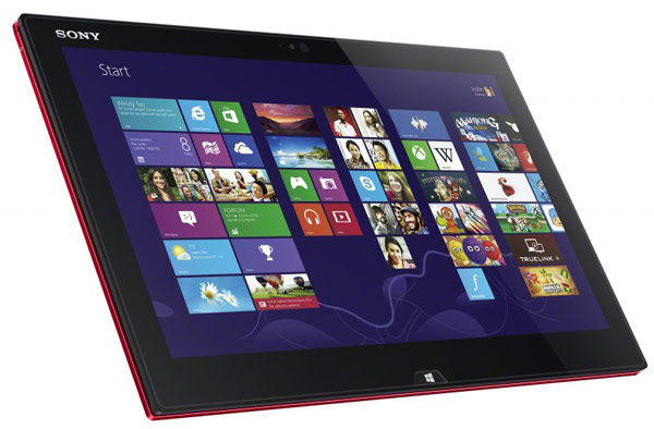 ������� ��������� Sony  VAIO | red edition �������� 8 �������