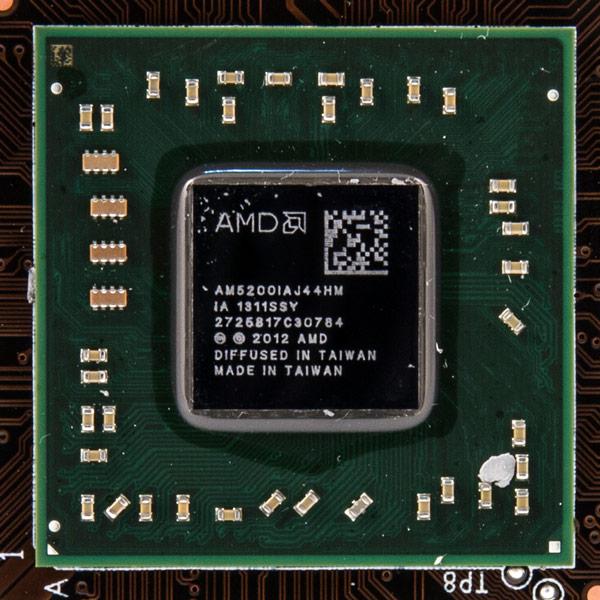 На что способен APU AMD A6-5200 с TDP 25 Вт, будет рассказано в обзоре системной платы ECS KBN-I/5200