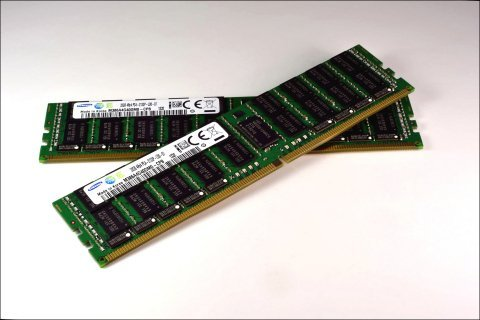� ������� Samsung DDR4 ������� 32 �� ������������ ����������, ������������� �� ������ 20-������������� ������