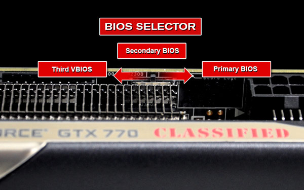 ����� ������� BIOS �� 3D-����� EVGA ���������� ��������� ��