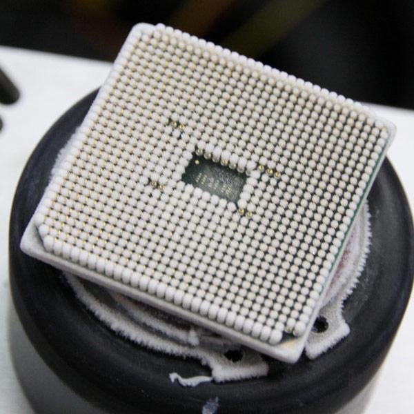 Гибридные процессоры AMD Kaveri появятся на рынке в начале 2014 года