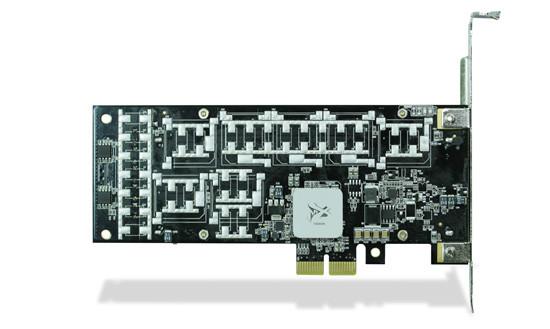 ������������ �������� ������ SSD MX Technology Express ���������� 850 ��/�, ������ � 800 ��/�