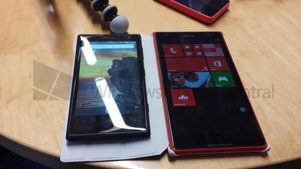 ��������� Nokia Lumia 1520 �� ����� ��������� � ������