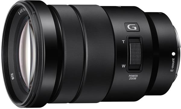 Представлены объективы Sony Vario-Tessar T* E 16-70mm F4 ZA OSS и Sony E PZ 18-105mm F4 G OSS