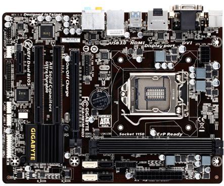 Gigabyte H81M-HD3