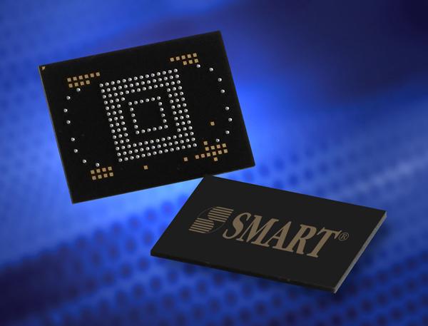 Ознакомительные образцы накопителей Smart Modular Technologies eMMC уже доступны