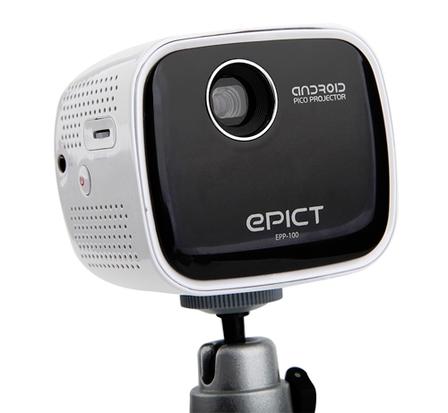 Мини-ПК EPICT EPP-100 оснащён встроенным проектором