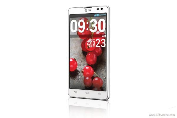 Смартфон LG Optimus L9 II оснащен экраном размером 4,7 дюйма
