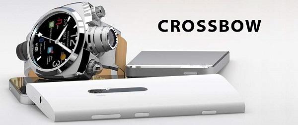 Hyetis Crossbow