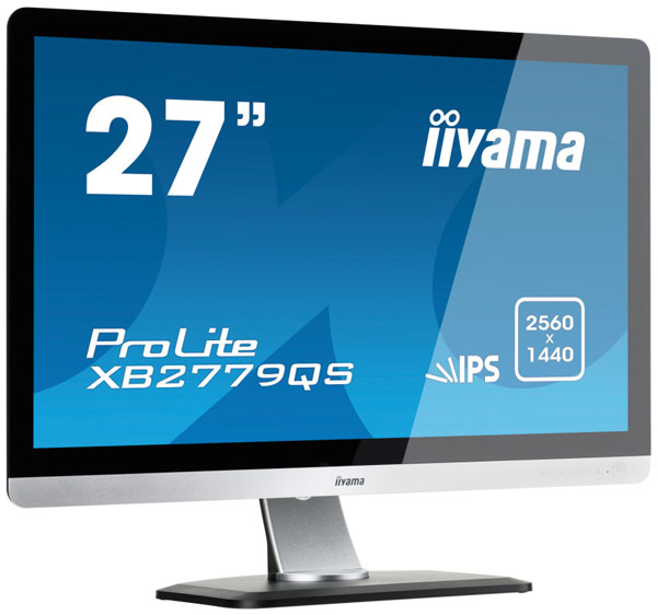 Цена монитора iiyama ProLite XB2779QS в Европе — около 500 евро