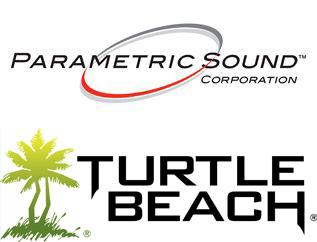 ��������, ������������ �������� Turtle Beach � Parametric Sound, ����� ���������� Parametric Sound, �� ����� Turtle Beach ����� ���������