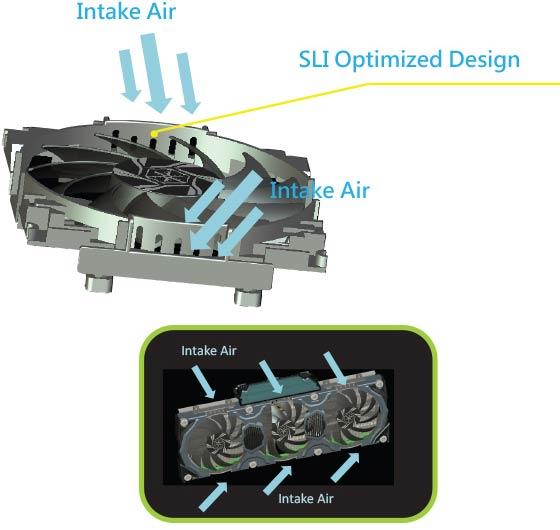 В комплект Inno3D iChill HerculeZ X3 Ultra Cooler Kit входит пластина, монтируемая на тыльной стороне печатной платы