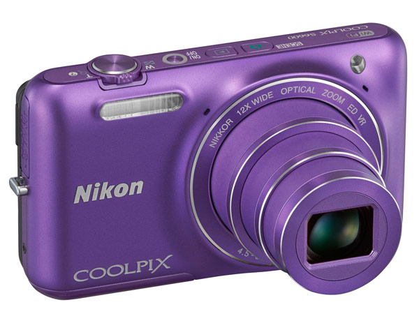������ Nikon Coolpix S6600 ������������ ������ ������������ � ������� Full HD �� ������������