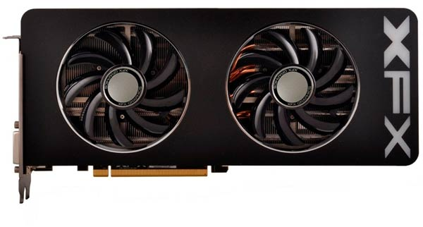 Компоненты 3D-карт серии XFX Radeon R9 290 Double Dissipation работают на референсных частотах