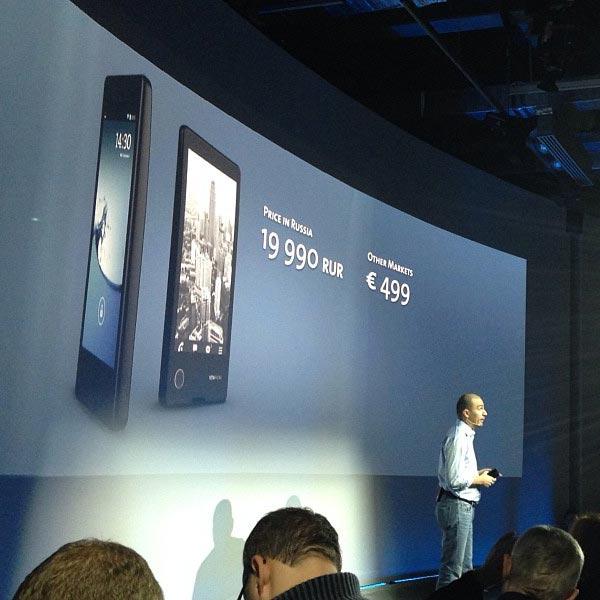 Смартфон YotaPhone весит 146 г