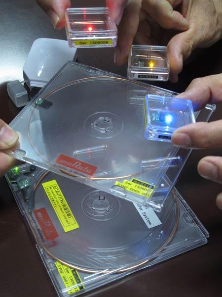 Одним из применений разработки Murata названа беспроводная зарядка батарей мобильных устройств