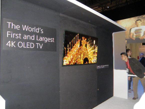 ��������� NPD DisplaySearch ��������������� ������� �������� ����� ����������� OLED