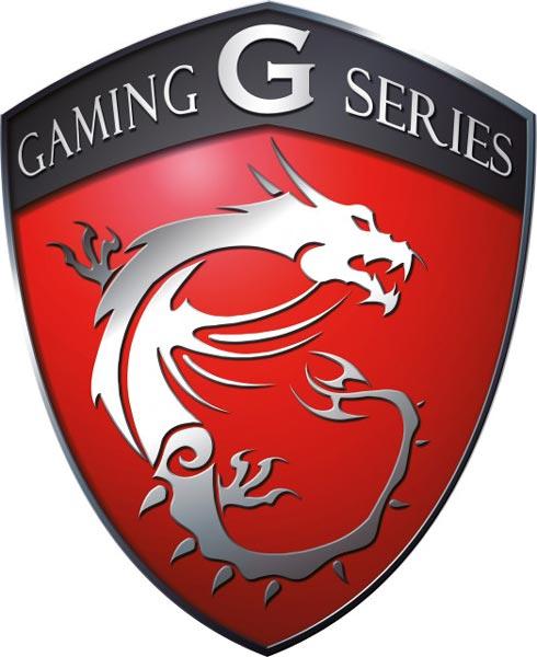 В оформлении изделий серии MSI Gaming используются красный и черный цвета, а также изображения дракона