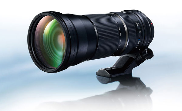 Телеобъектив Tamron SP 150-600 мм F/5-6,3 Di VC USD (A011) оснащен стабилизатором изображения и ультразвуковым приводом автоматической фокусировки
