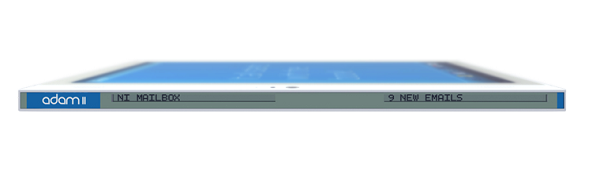 В Индии стартовали продажи планшетного компьютера Notion Ink Adam II