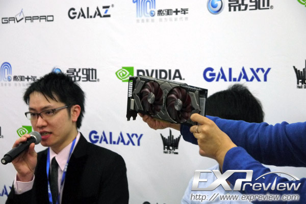 ������� ������� GPU Galaxy GTX 760 Gamer ����� 1086 ���