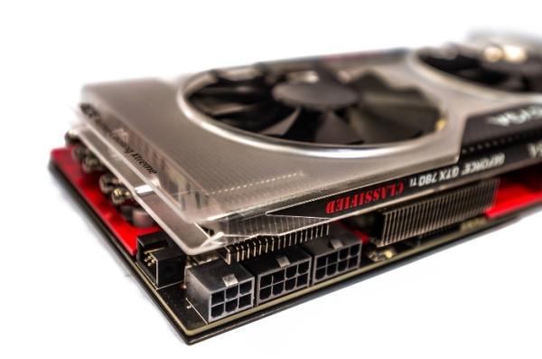 Evga GeForce GTX 780 Ti k|ngp|n