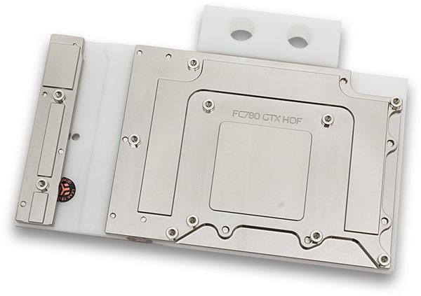 ���� ������� EK-FC780 GTX HOF - White Acetal+Nickel ����� 102,95 ����