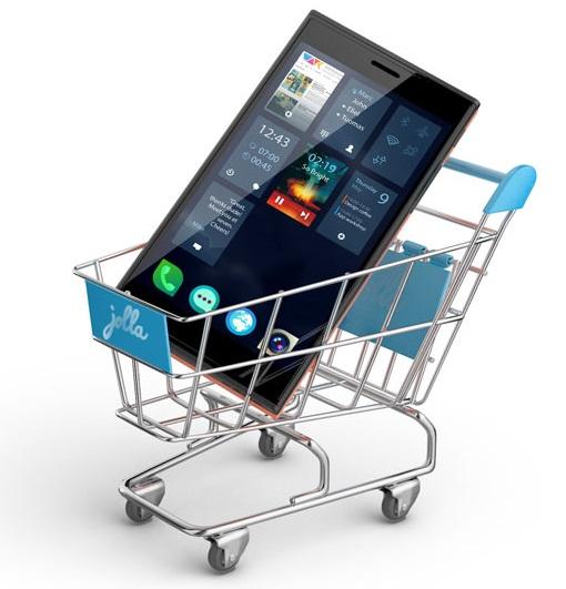 В Европе стартовали продажи смартфона Jolla