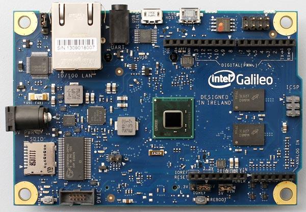 Intel Quark Galileo