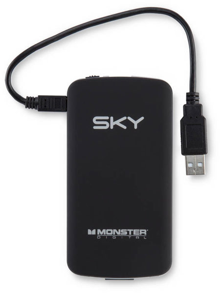 Цена Monster Digital Sky Mobile Personal Cloud — $100