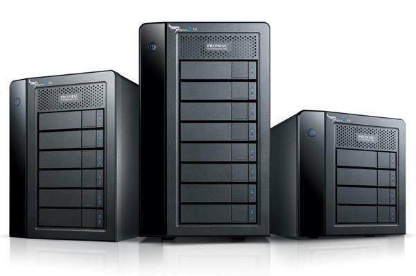 ������� Promise Technology Pegasus2 ������������� �� �������������� ���������� �������������� � ����������� �����������
