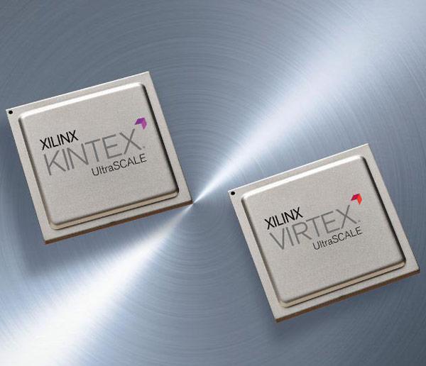 ����������� FPGA Kintex UltraScale � Virtex UltraScale � ����������� ������� ���������� ������ �� � ASIC