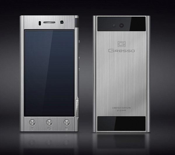 Смартфон Gresso Radical R1 работает под управлением ОС Android
