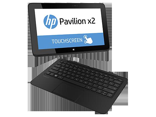 Планшетный компьютер HP Pavilion 11t-h000 x2 использует процессор Intel Pentium N3510 (Bay Trail)