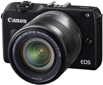 ������� ������ Canon EOS M2 ������ ������ ����������� ���� CMOS ������� APS-C ����������� 18 ��