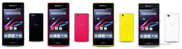 Японский оператор NTT DoCoMo сообщил о старте продаж смартфона Sony Xperia Z1 f (SO-02F)