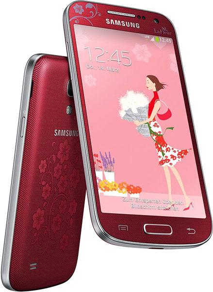 Продажи Samsung Galaxy S4 mini La Fleur должны начаться в январе 2014 года по цене 417 евро