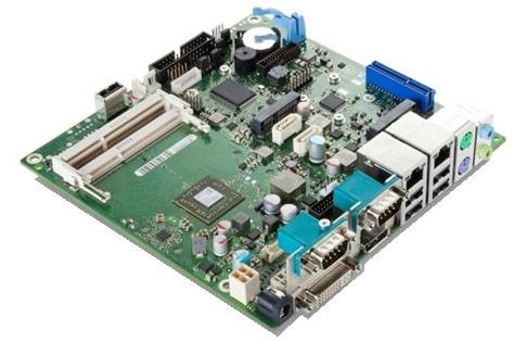 Системные платы Fujitsu D3313-S и D3236-S предназначены для промышленных компьютеров