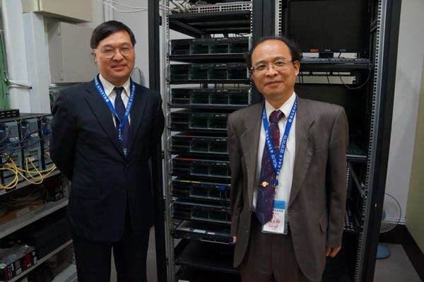 В CK-Star используется сопроцессор Intel Xeon Phi