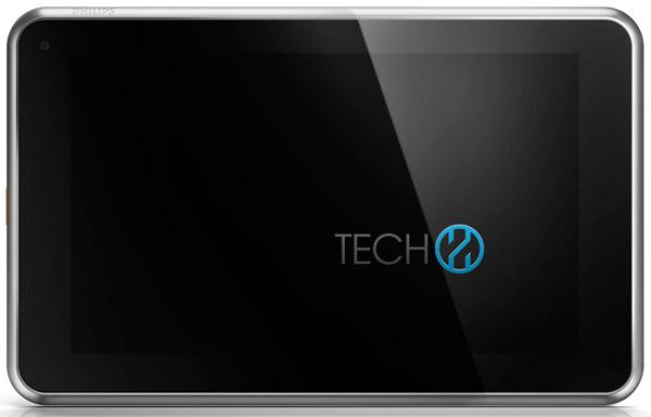планшет Philips обзор