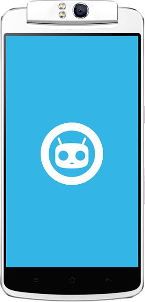 ����������� Oppo N1 CyanogenMod Limited Edition �������� � �������