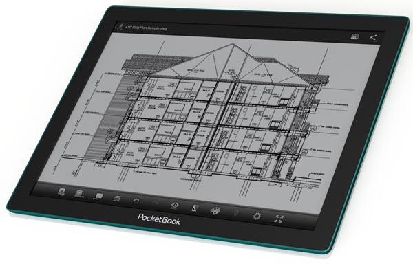 ������� PocketBook CAD Reader ������ ������������ ���������
