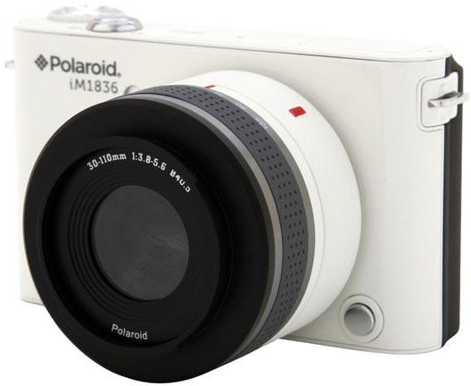 ������� ������ Polaroid iM1836 ����������, ������ ��� ��� ������� ������ �� ������ Nikon 1