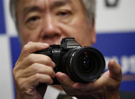 Panasonic, Fujifilm и Olympus проигрывают на рынке камер конкуренцию со смартфонами