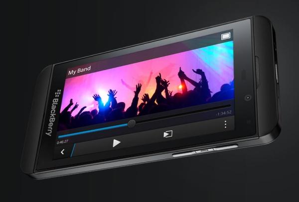 Смартфон BlackBerry Z10 можно приобрести за 199 долларов